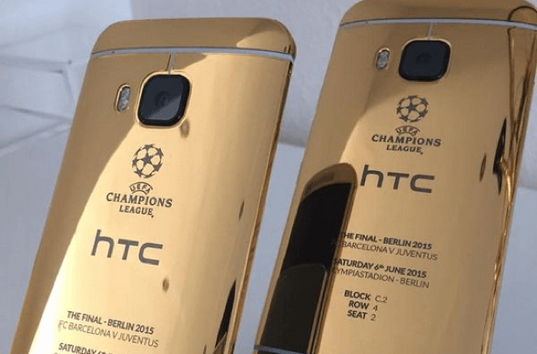 Android fail Gold HTC iphone m9 one m9