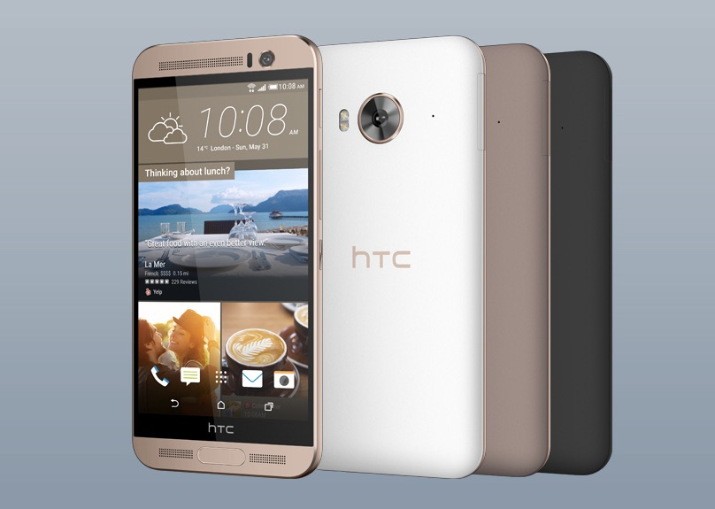 Android HTC me one