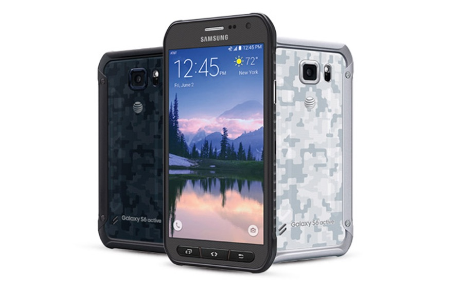 active Android galaxy Outdoor s6 Samsung