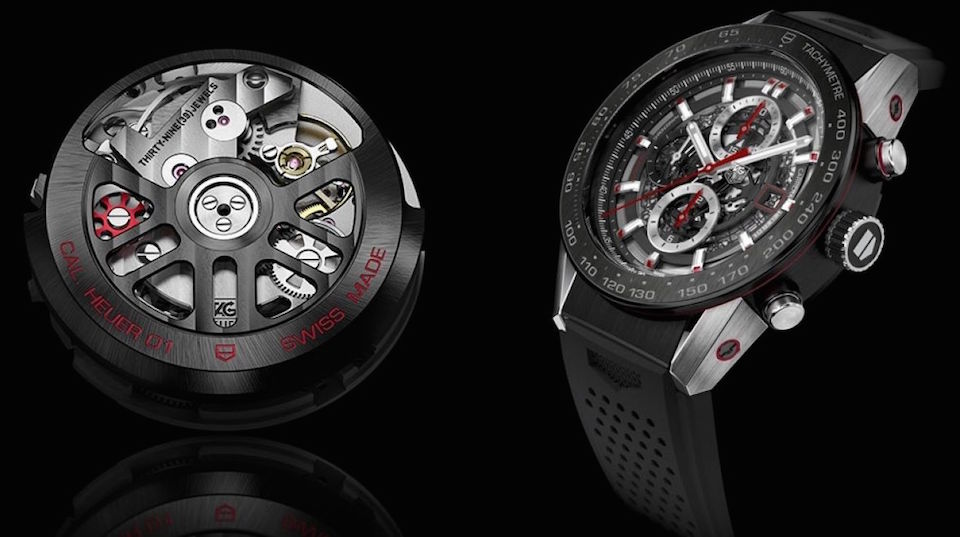 Android smartwatch Tag heuer wear Wearable