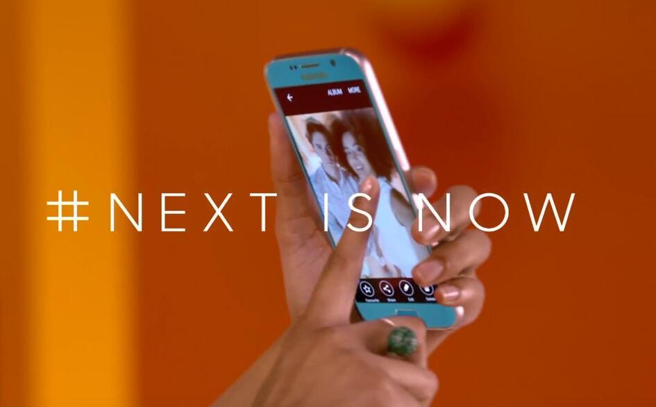 Android galaxy s6 Samsung Video werbung