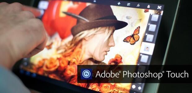 Adobe Android Apple Google iOS photoshop zeichnen