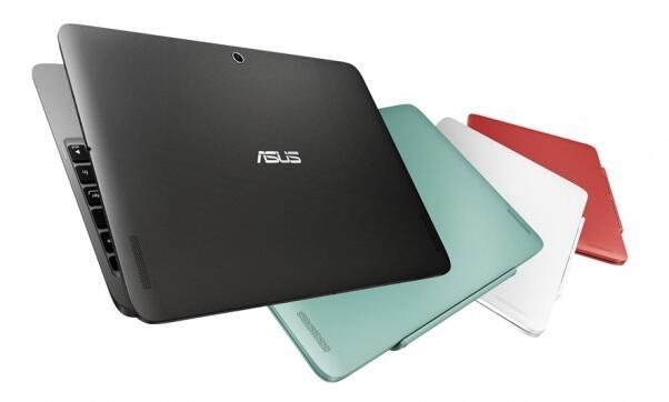 Asus Computex 2015 Transformer Book Windows 10