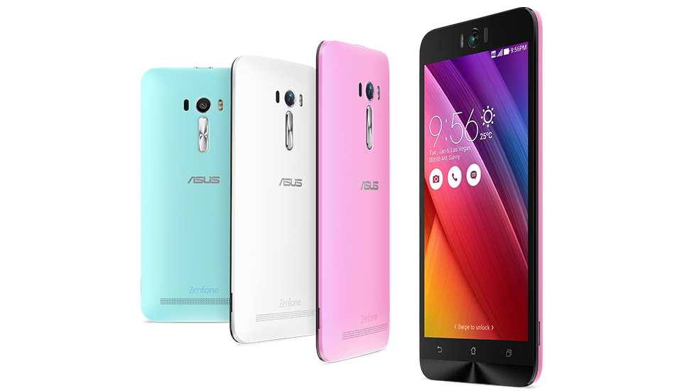 Android Asus Computex 2015 ZenFone