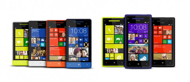 8S 8X HTC microsoft Smartphones verfügbarkeit Windows Phone