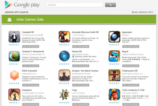 games Google Play Store