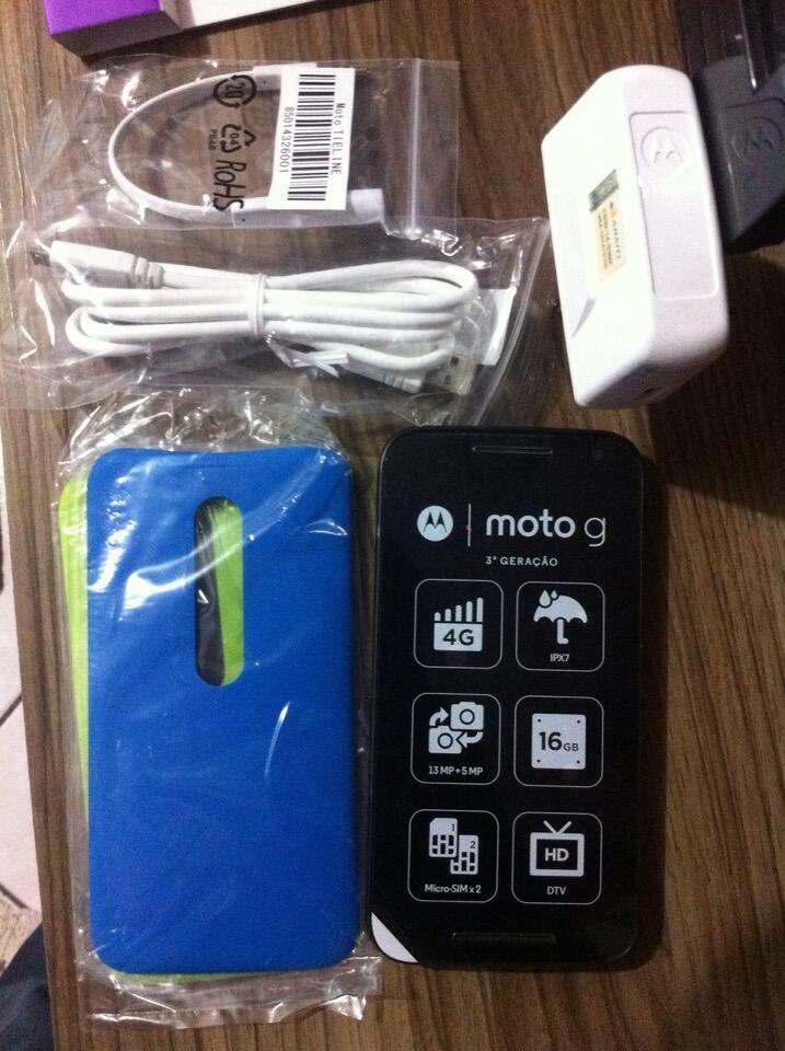 2015 Android Leak moto Moto G Motorola