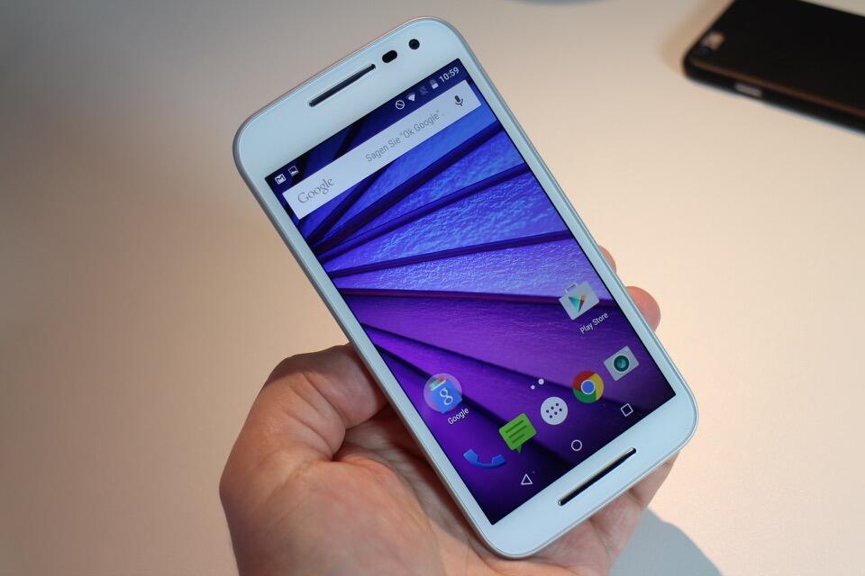 1 aff Android moto Moto G Moto G 2015 Motorola review