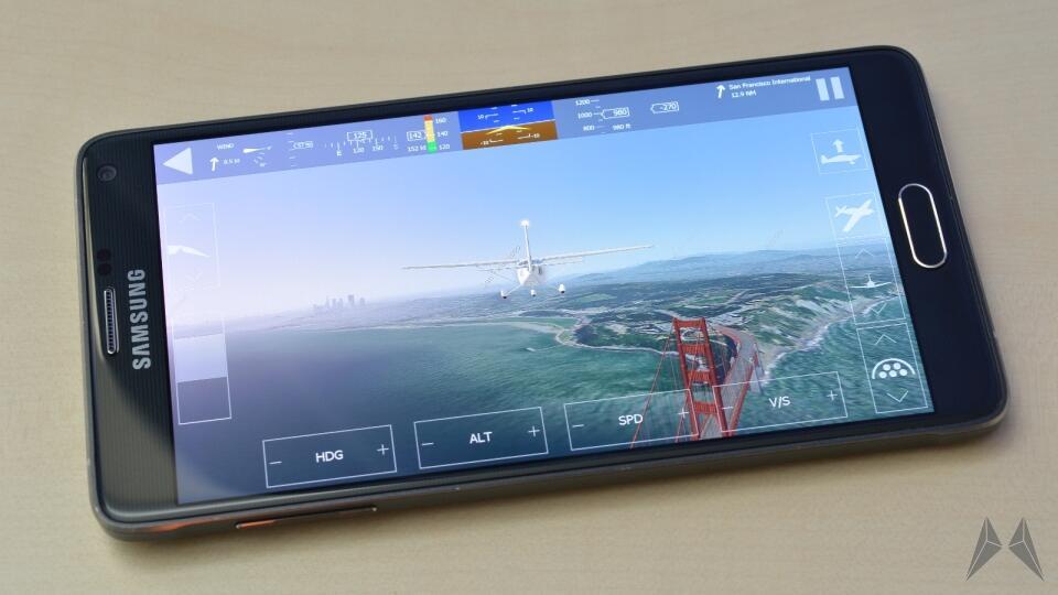 1 Android Aviation Flugsimulator simulator