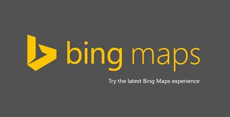 bing Bing Maps karten Maps microsoft