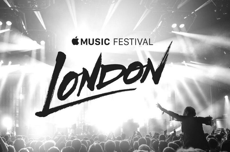 Apple festival iOS itunes music Musik