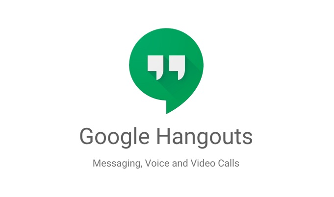 Android Google hangouts