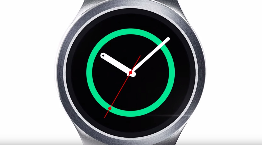 gear IFA2015 s2 Samsung smartwatch tizen