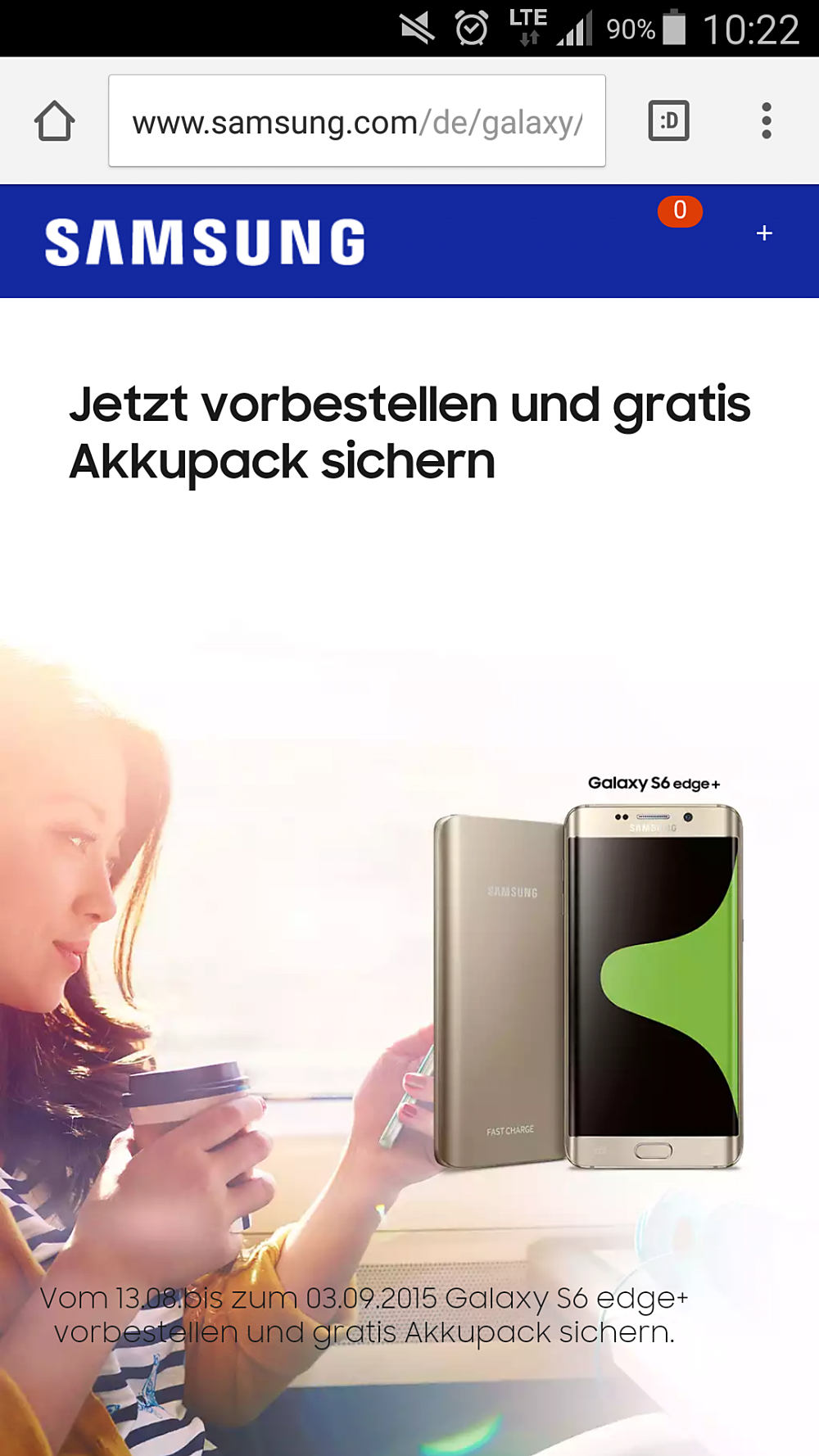 samsung push service bringt werbung ins. Black Bedroom Furniture Sets. Home Design Ideas