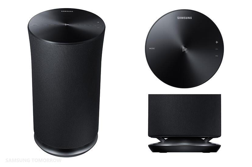 Samsung präsentiert drei neue 360-Grad-Wireless-Lautsprecher auf der IFA 2015