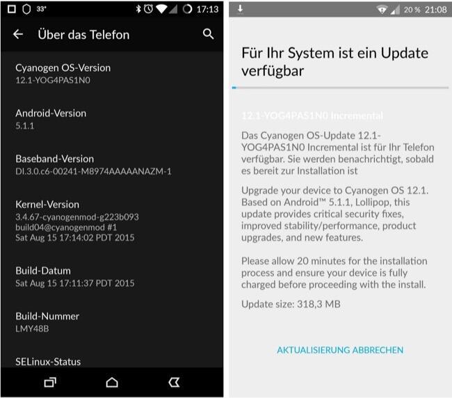 Android fix oneplus ota Update zip