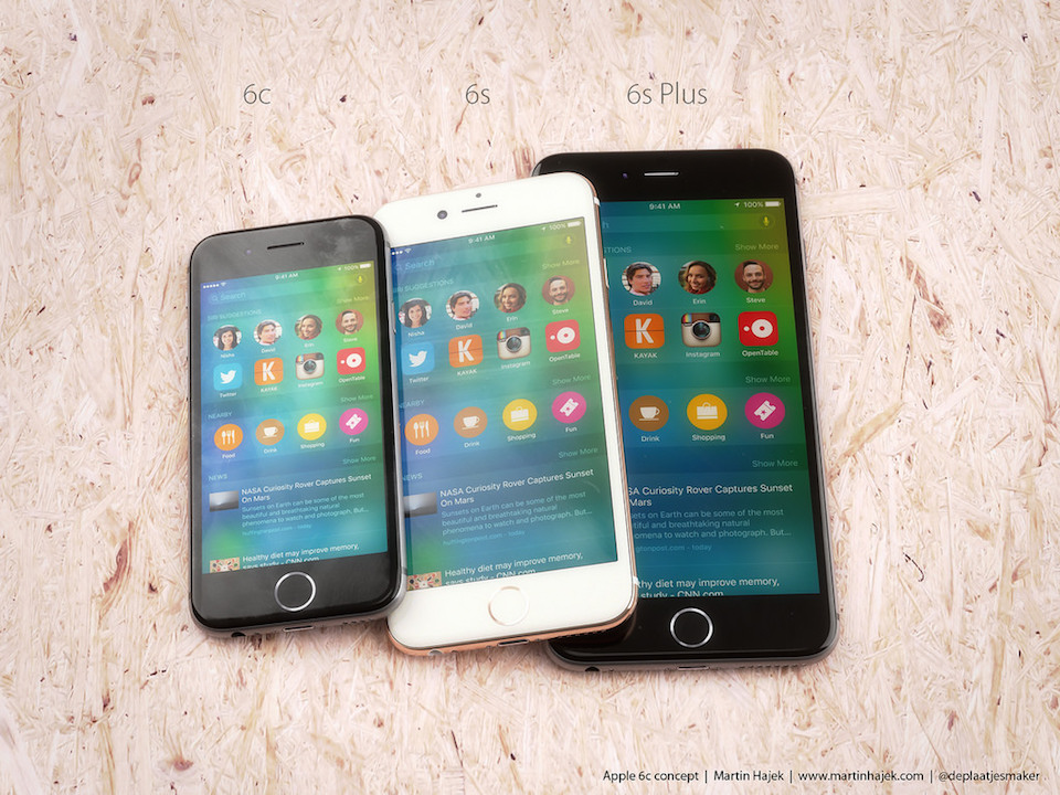 Apple iOS iphone klein