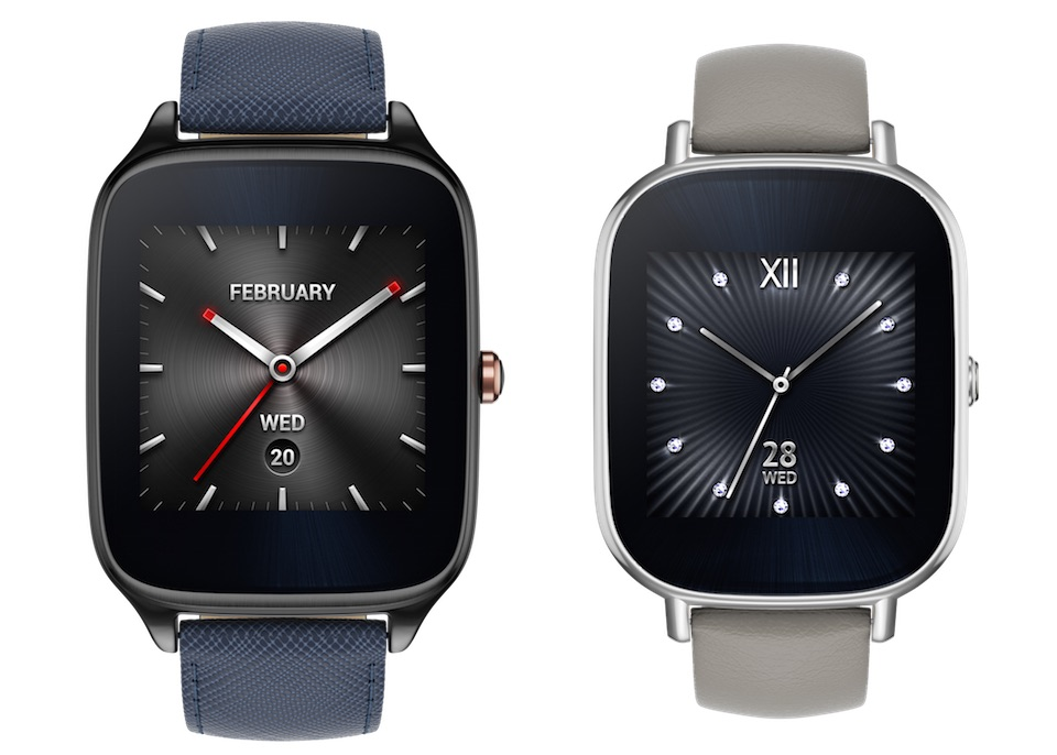 Android Android Wear smartwatch ZenWatch 2