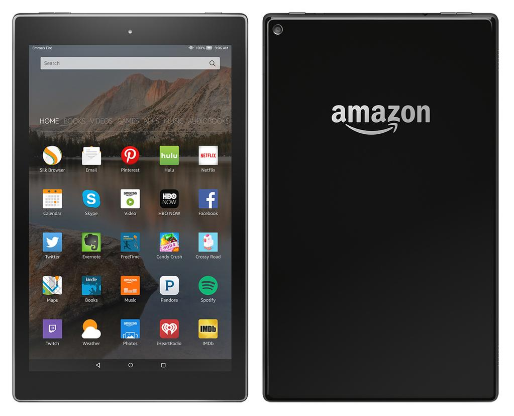 amazon Android billig Fire kindle tablet
