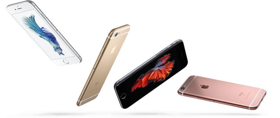 6s 6s Plus Apple iphone netlock Vodafone