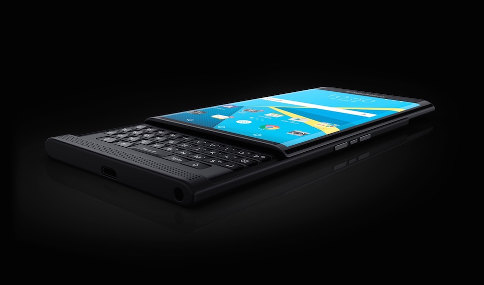 aff Android blackberry priv