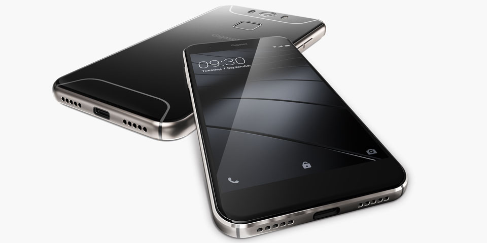 Android Gigaset me Smartphone