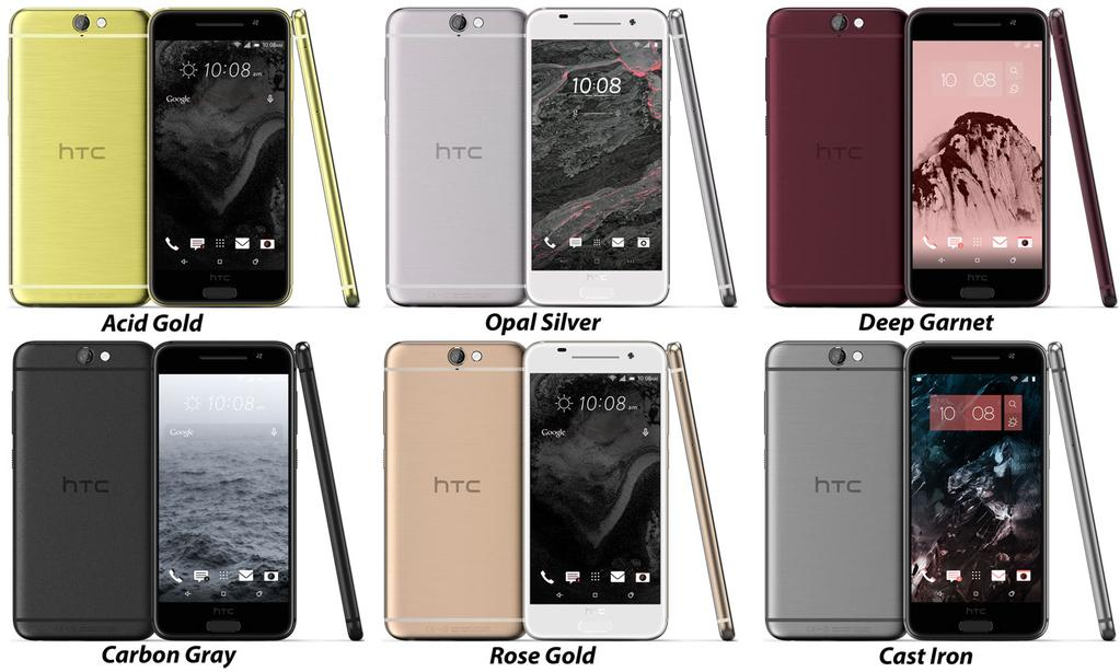 A9 Android HTC iOS iphone one
