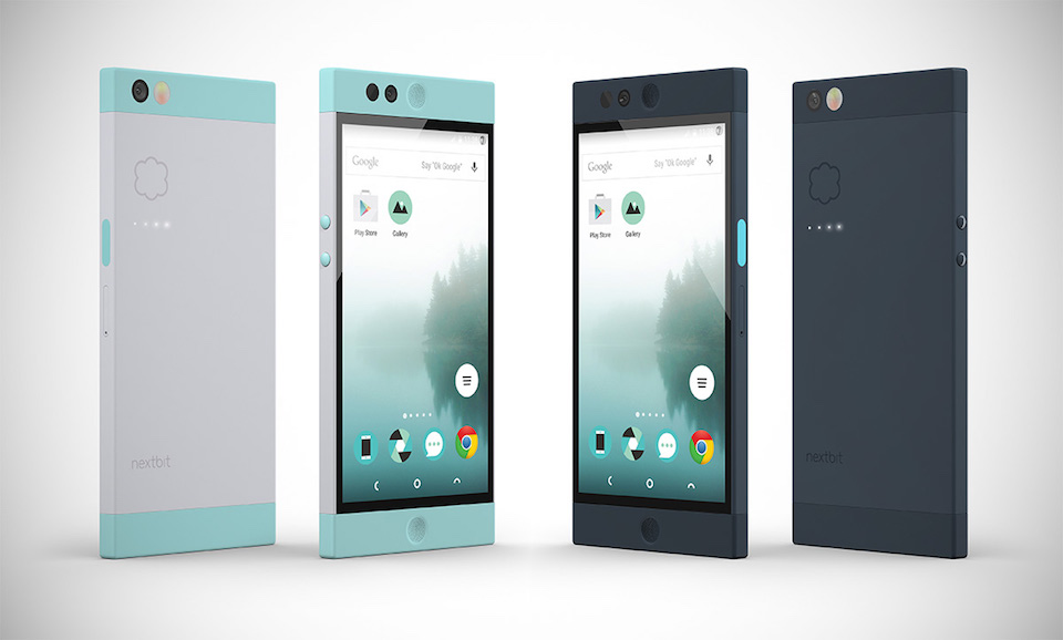 Android Android 7.1.1 Nougat nextbit Update