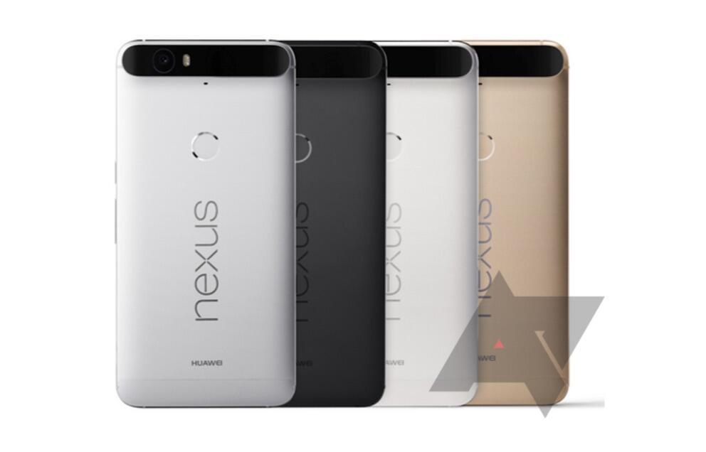 6P Android Google Huawei Leak nexus
