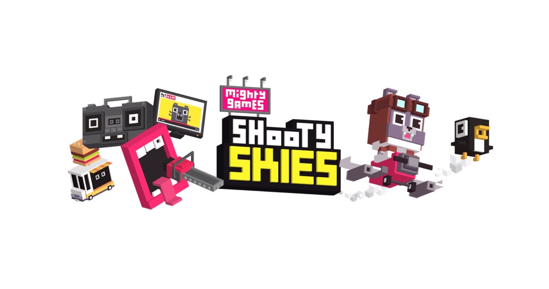 Android download shooty skies Spiel