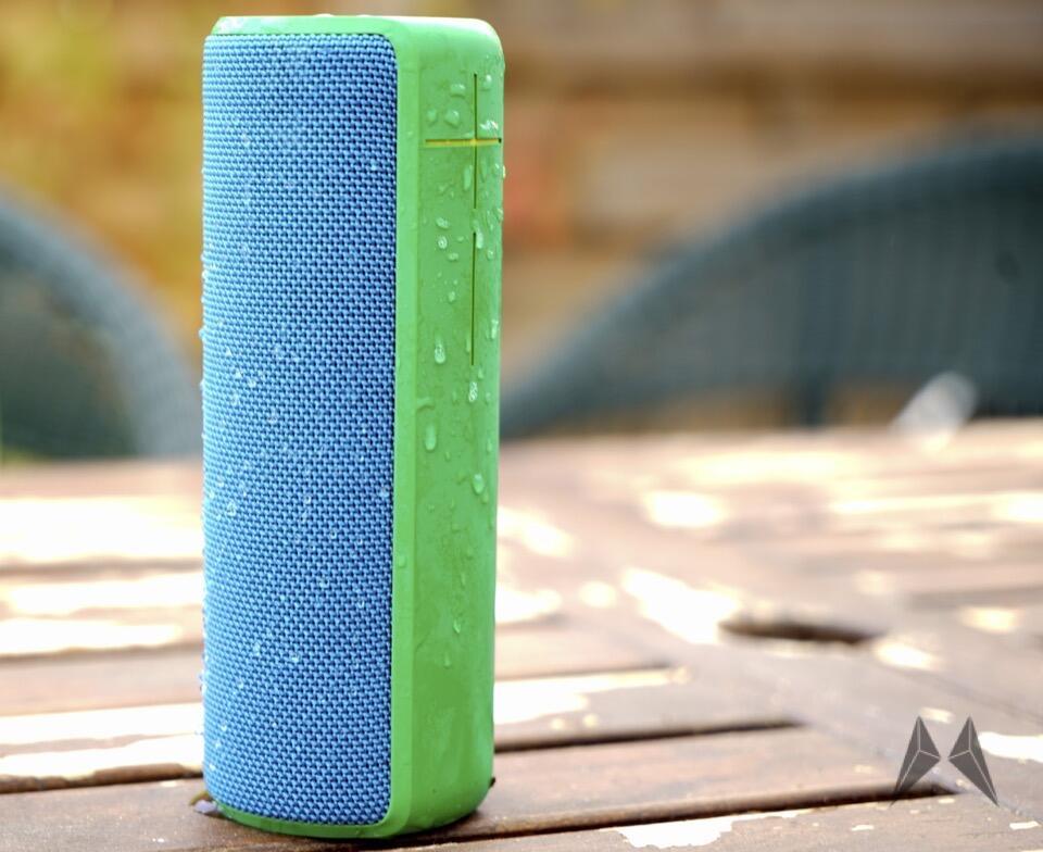 ultimate ears ue boom 2 lautsprecher vorgestellt und getestet. Black Bedroom Furniture Sets. Home Design Ideas