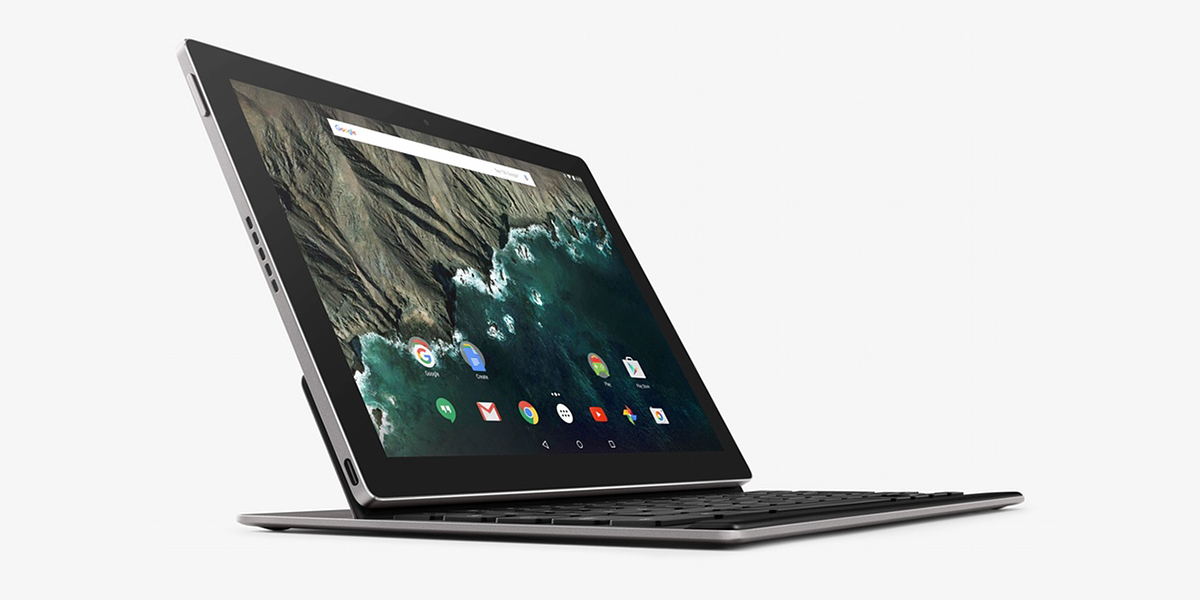 Android Google pixel c Release