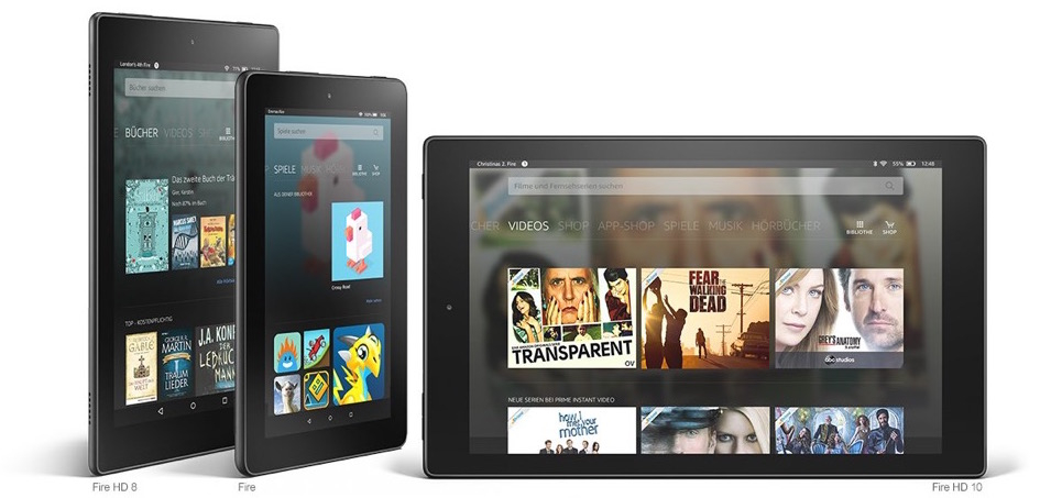 amazon Android Fire kindle