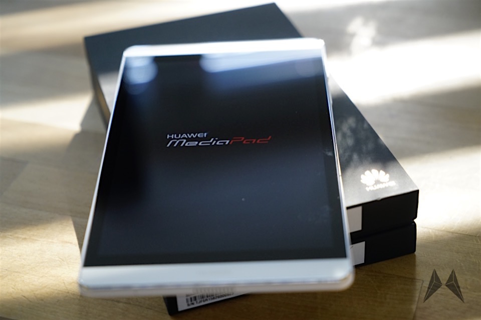 1 aff Android Huawei mediapad review tablet Testbericht