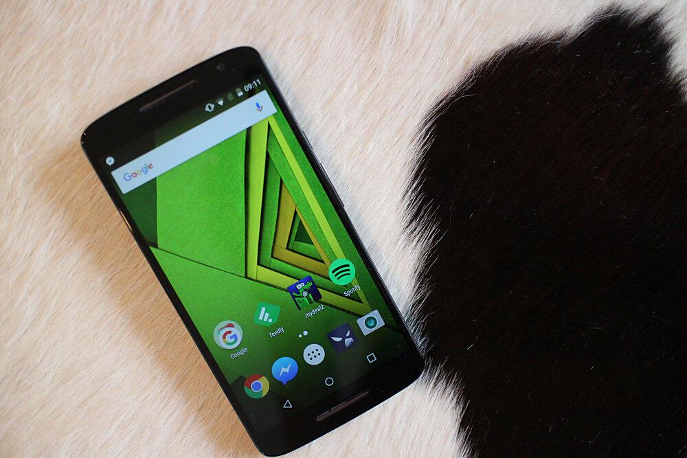 Android Android 6.0 Marshmallow Motorola Motorola Moto X Play Update