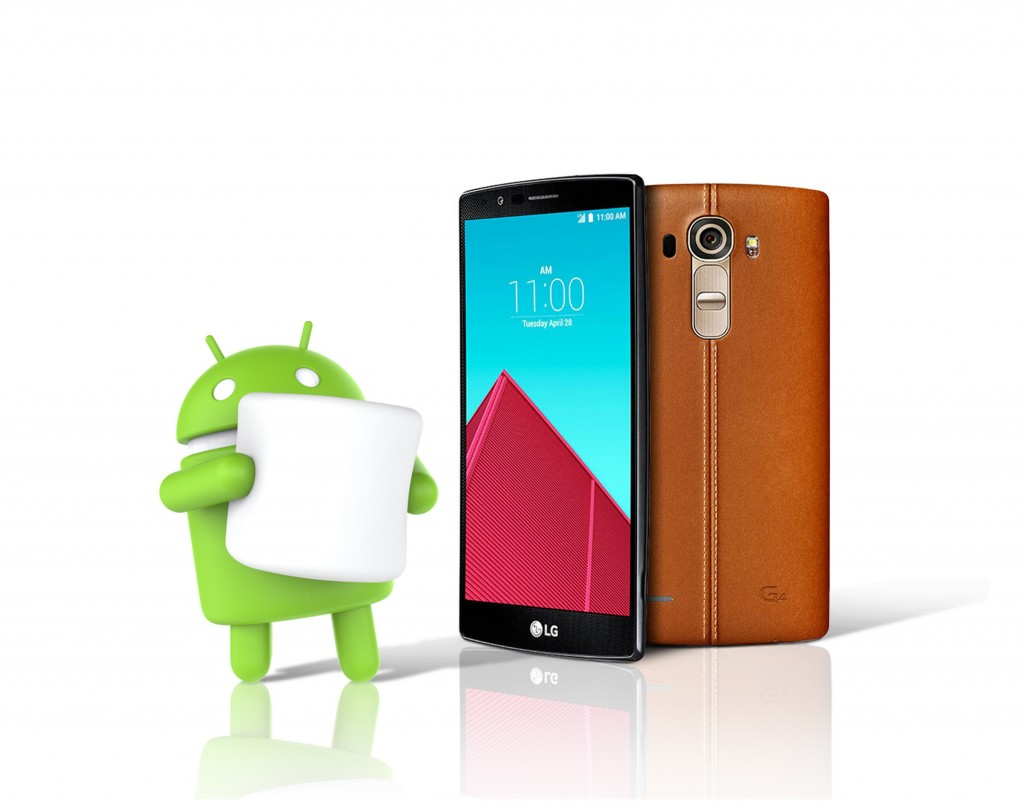 Android Android 6.0 Marshmallow LG G4 Update