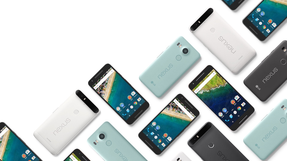5x 6P Android Google Huawei LG nexus Smartphone