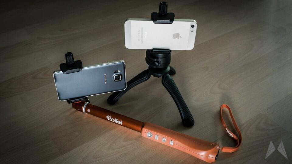 Gadget Gewinnspiel selfie Stativ zubehör