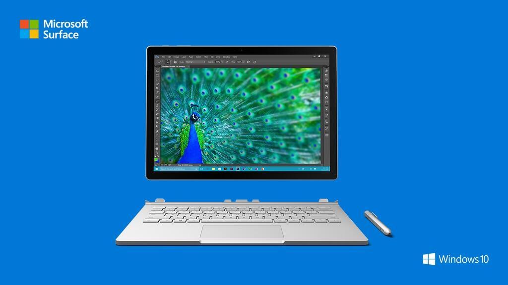 1 deutschland microsoft Microsoft Surface Book surface Windows