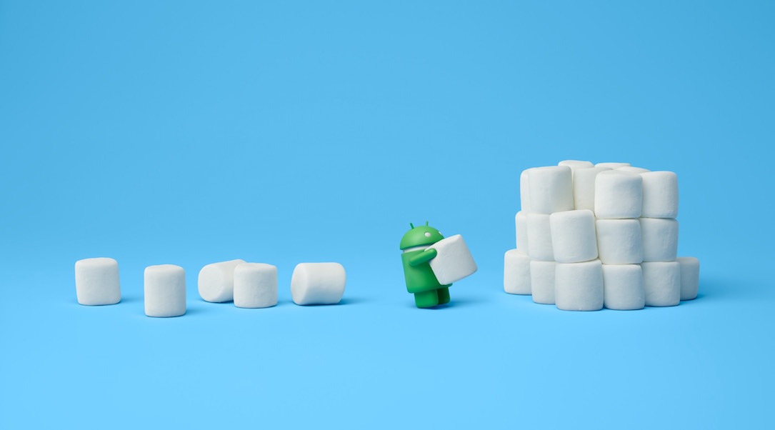 Android Emoji Google marshmallow nexus Update