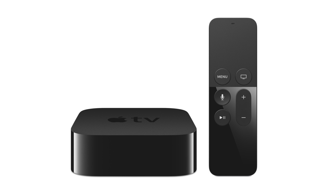 Apple Apps TV tvos Video werbung