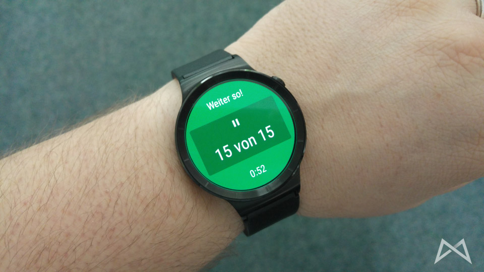 Android fit fitness Google Update wear