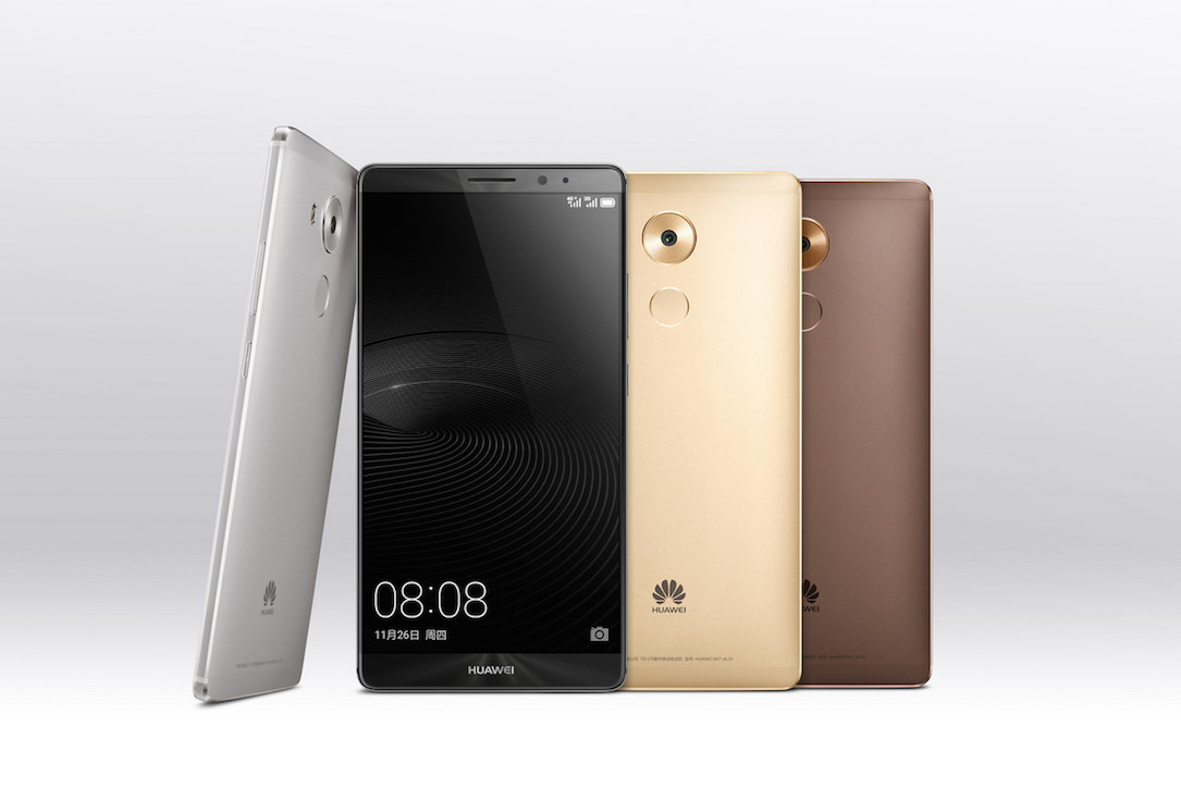 Android CES2016 deutschland Huawei Huawei Mate 8