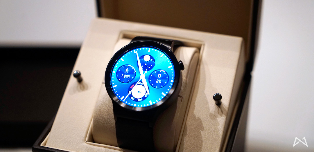 Android Huawei marshmallow Update watch wear