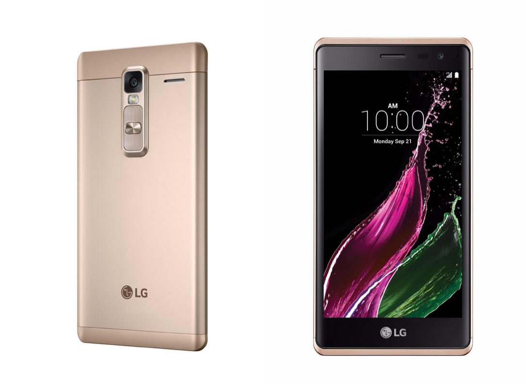 Android class LG Smartphone