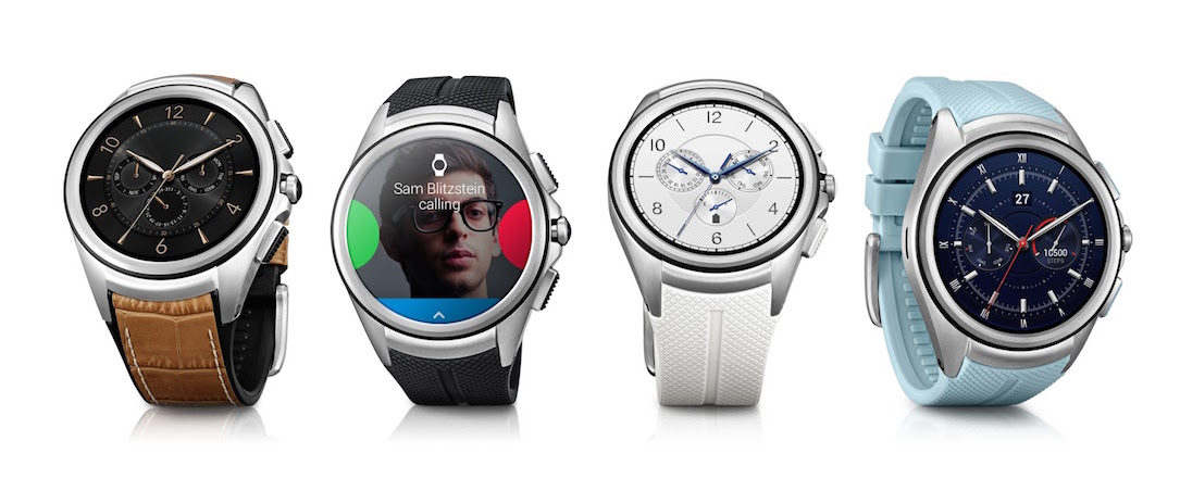 Android LG mobilfunk urbane watch wear