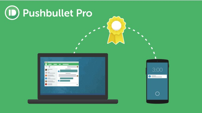 Android iOS mac pc PushBullet Sync