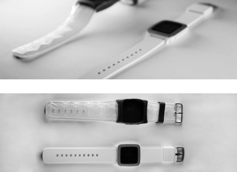 Android iOS kickstarter Pebble smartwatch