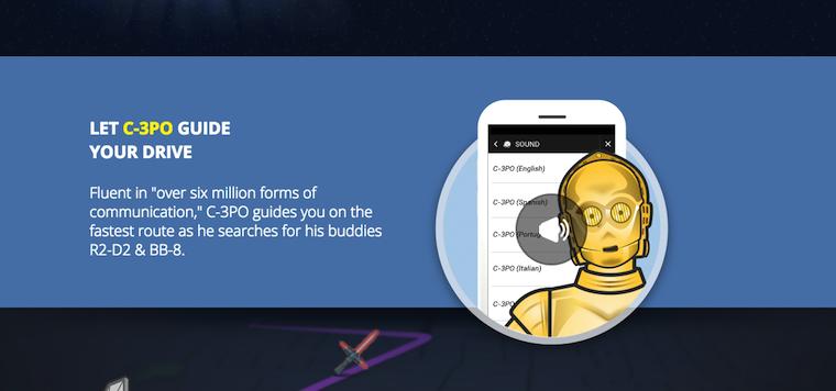 Android Google iOS navigation Waze