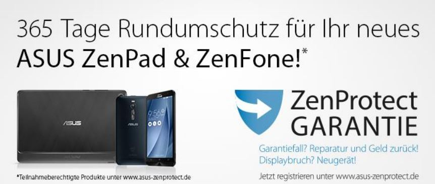 Android Asus ZenProtect